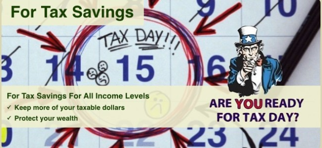 retirement solutions tax savings and planning